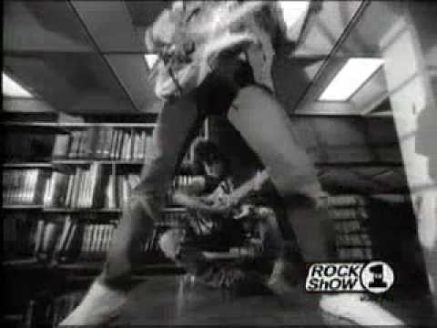 Hot For Teacher - Van Halen OFFICIAL VIDEO