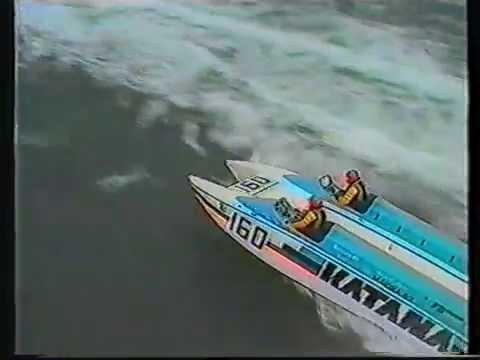 Offshore W.C.1982 a Poole & Cowes Classi 3D e 3C