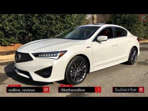 2019 Acura ILX A-Spec – The Dual Clutch Civic Si?