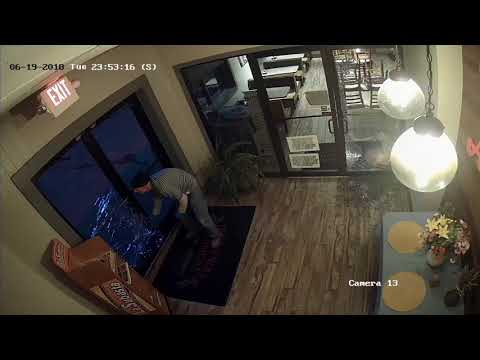 JERSEY VILLAGE PD #18-10423 Burglary of a Building