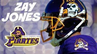WR ZAY JONES  ECU  2016 HIGHLIGHTS