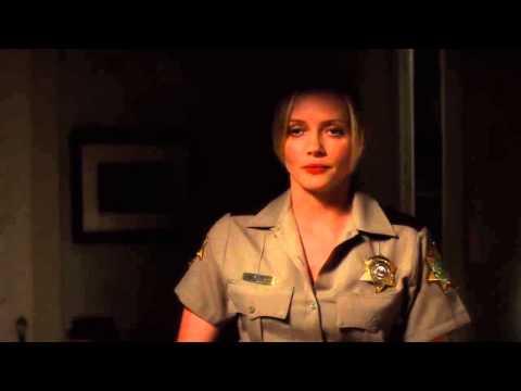 Marley Shelton - Random ass creepy scene in Scream 4