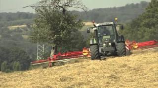 TraktorTV Folge 32 - Mähen, Schwaden, Pressen!