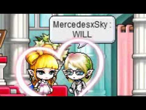 Maplestory GMS Wedding: Ken & Mikee