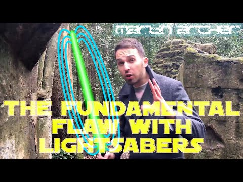 The Fundamental Flaw with Lightsabers | Plasma, Magnetic Fields & Reconnection | Physics vs Film