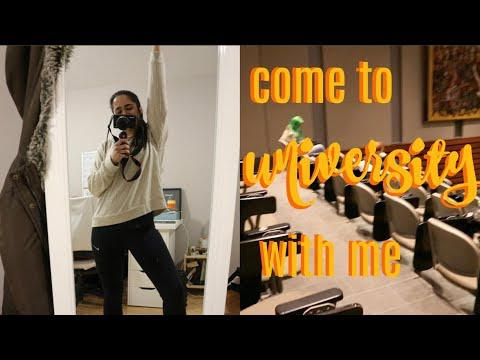 COME TO UNIVERSITY WITH ME | Nidhi