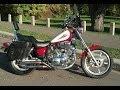 Yamaha Virago 750 Ride