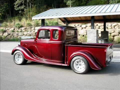 1936 Ford Pickup Street Rod - Wolf in Sheep's Clothing ...