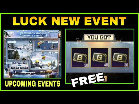 LUCK EVENT IN
