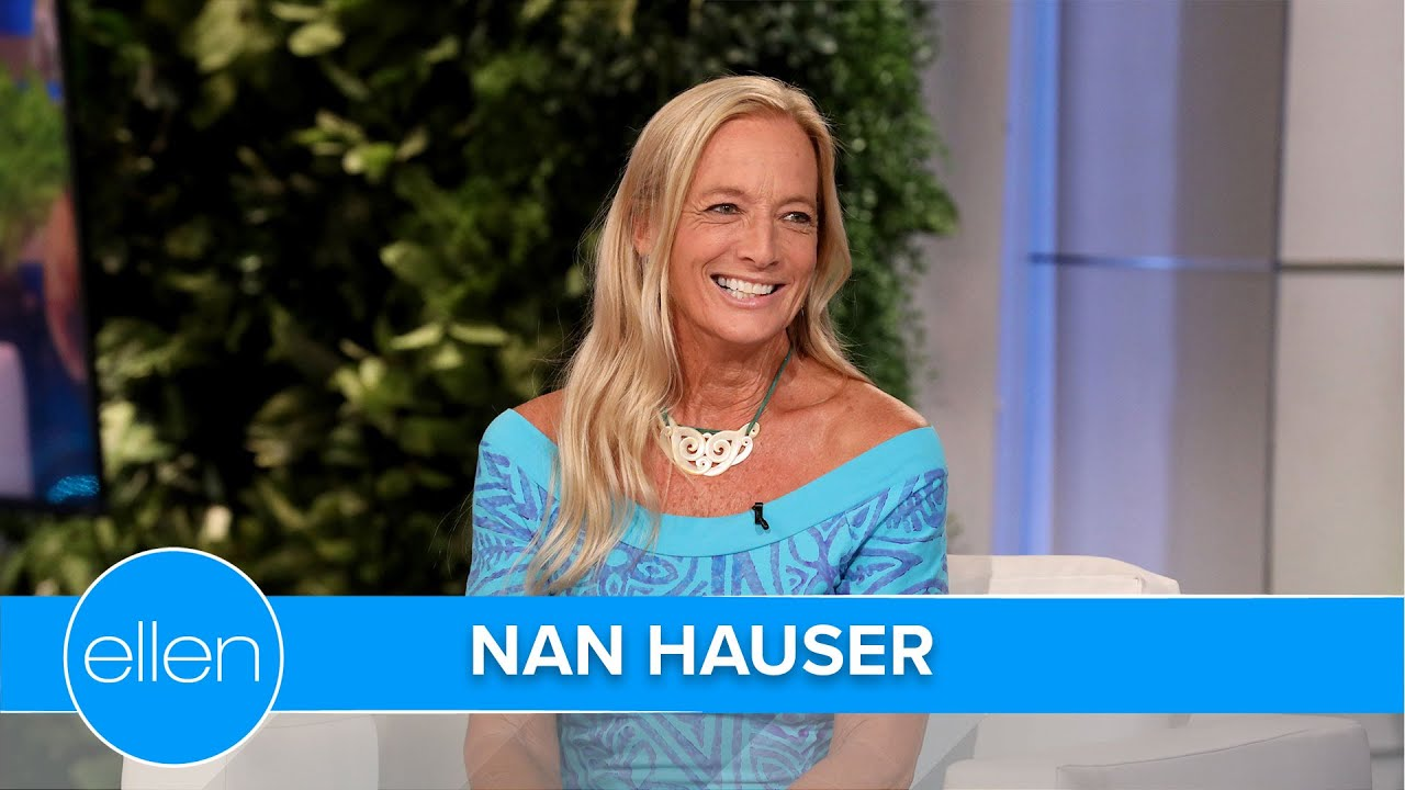 Biologist Nan Hauser's Life Was Saved by a Humpback Whale