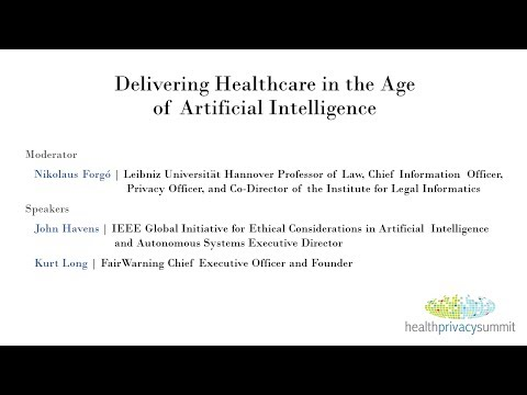 15 2017HPS Day2Session1 DeliveringHealthcareintheAgeofArtificialIntelligence 1280x720