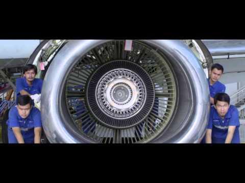 GMF AeroAsia The Art of Perfection