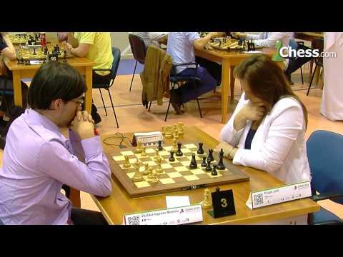 World Blitz Championship: Vachier-Lagrave vs Polgar