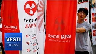 Trade War Kicks Off Between South Korea And Japan WW   And Historic Grudges Resurface