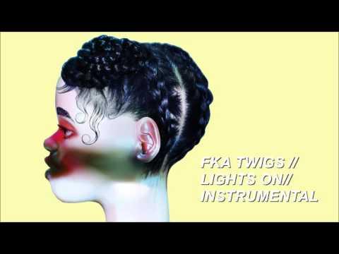 FKA twigs - Lights On (Instrumental)