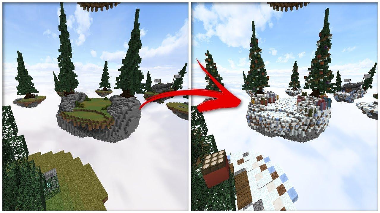 Minecraft bedwars map download hypixel | Minecraft XBOX 360