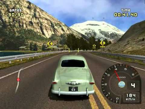 ford racing 2 for pc with my car : ford 49'