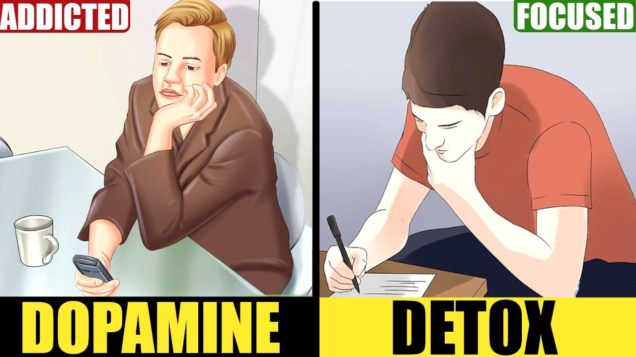 DOPAMINE DETOX | How To Take Back Control Over Your Life (HINDI) | MOTIVATIONAL  VIDEO FOR STUDENTS