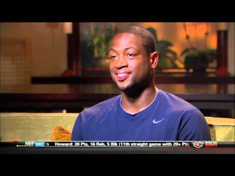 ESPN E:60 - Dwyane Wade Interview