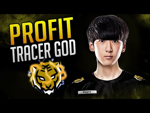 BEST OF PROFIT   SEOUL DYNASTY'S GOD DPS    Overwatch Profit DPS GOD Montage & Esports Facts