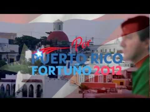 Por Puerto Rico - Luis Fortuño 2012