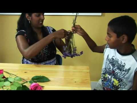 Drying & Pressing Flowers with your Kids: A Family Academy Video