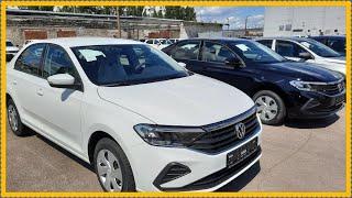 "Новый Volkswagen Polo с ""нормальным"" рулём.."