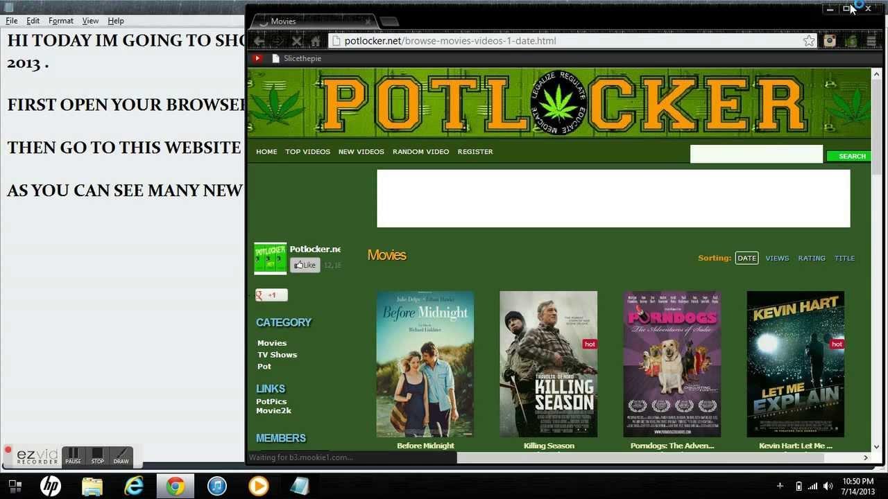 Potlocker com movies