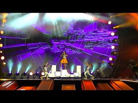 Cyprus - Nicole - I wanna be a star (second rehearsal JESC2017)