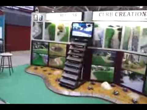 Curb creations 2013 minneapolis home and garden show youtube - Home and garden show minneapolis ...
