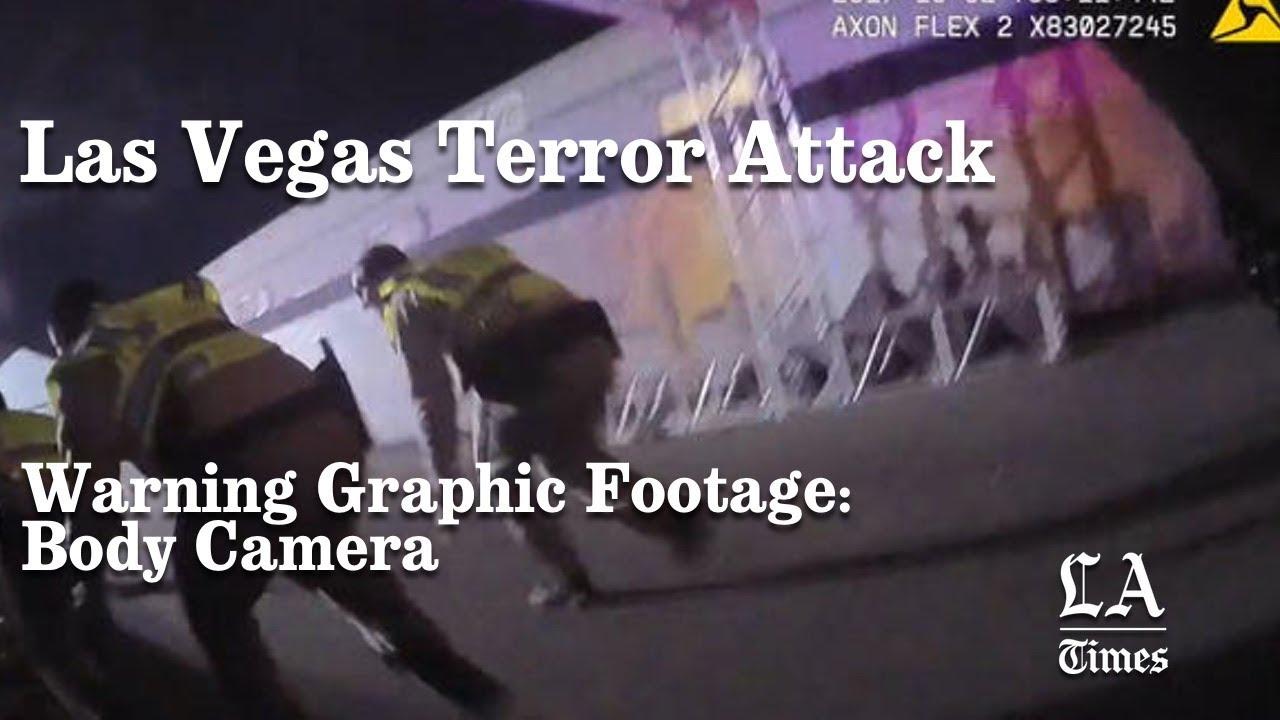 Warning Graphic Las Vegas Shooting Body Camera Footage