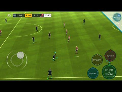Kerenn !!! 4 Game Sepakbola Terbaik Android Online Grafik HD.