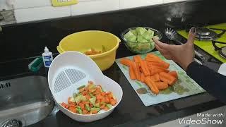 Como cozinhar legumes sem perder os nutrientes