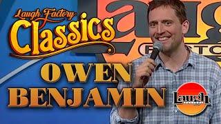 Owen Benjamin   Starbucks Names   Laugh Factory Classics   Stand Up Comedy