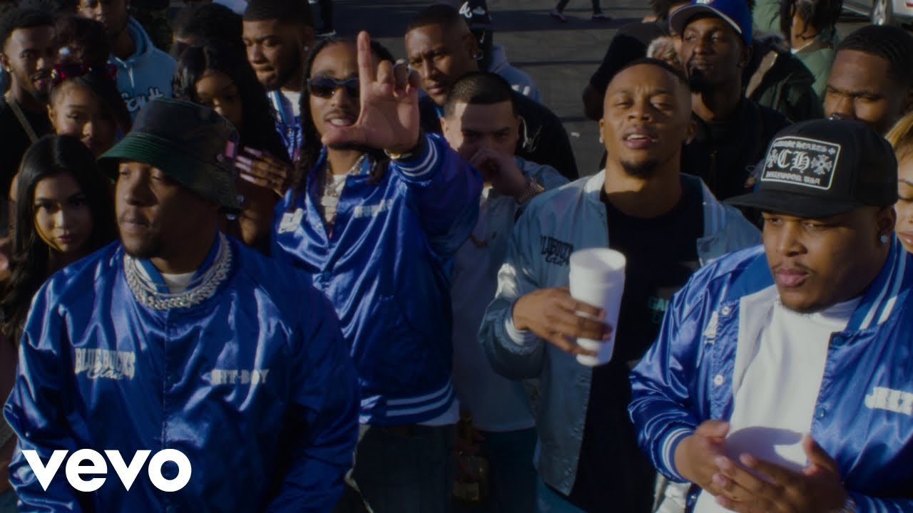 Download BlueBucksClan feat. Quavo & Hit-Boy - Lil League (Official Video)