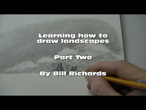 Part Two - Drawing landscapes