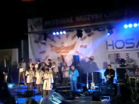 Siedlce -  Festival Hosanna 2010 -  koncert zespołu TGD
