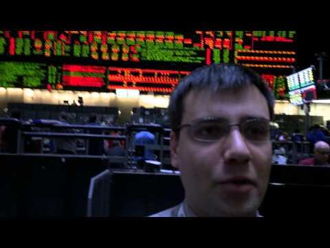 Торговый зал чикагской биржи CME (где вроде бы снимать нельзя)