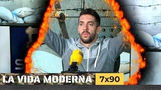 La Vida Moderna | 7x90 | La radio es azul