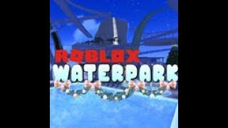 ROBLOX Robloxian Waterpark CHRISTMAS UPDATE
