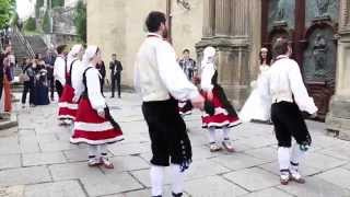 История Страны Басков и их национальный танец, (часть 2) Elena S.(Я всех приветствую на моем канале