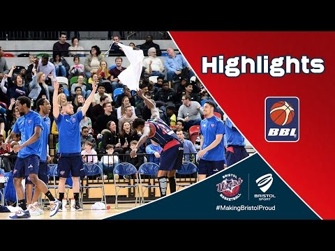HIGHLIGHTS: London Lions 66-98 Bristol Flyers
