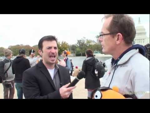 Right Wing Media Covers Million Puppet March (uncut)