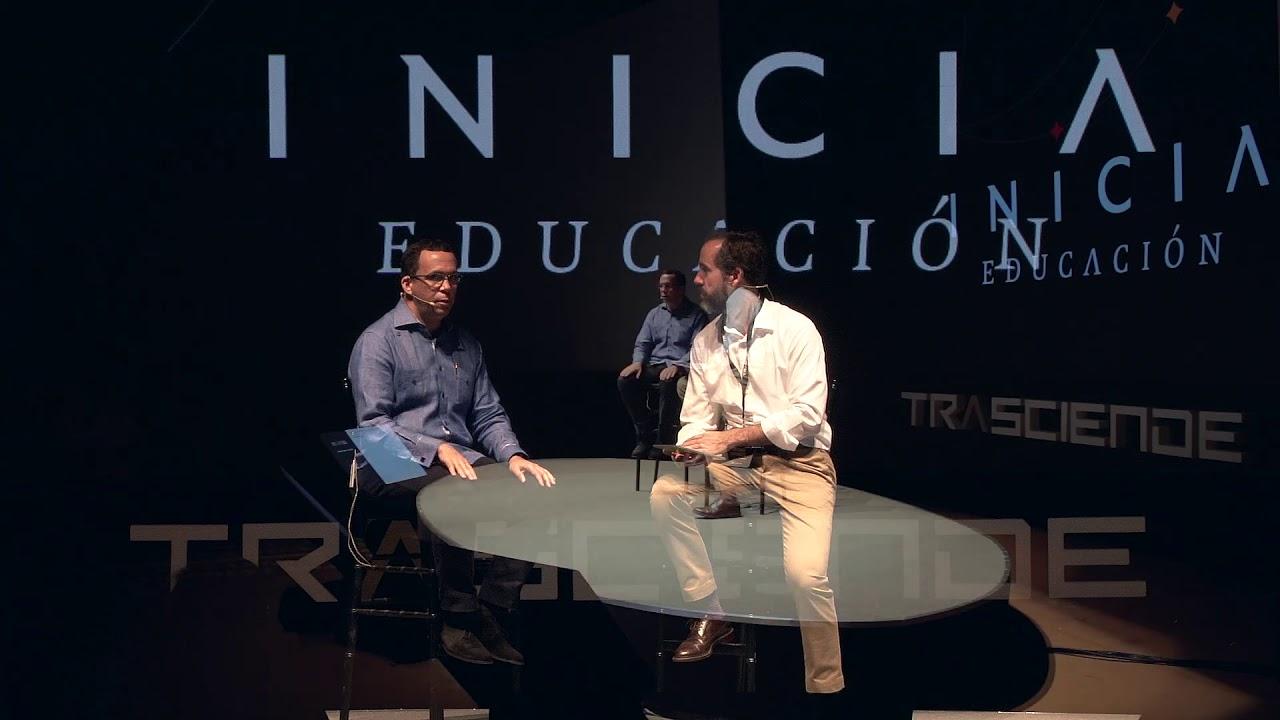 Participación de INICIA Educación Managers en TRASCIENDE - ANDRES NAVARRO
