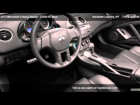 2013 mitsubishi eclipse spyder convertible for sale in brooklyn ny 11223