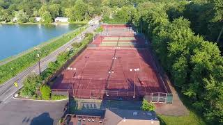 The Packanack Lake Tennis Club