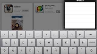 Comment avoir instagram ou viber sur ipad . ( tuto) FR