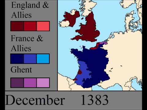 The Hundred Years War: Every Month