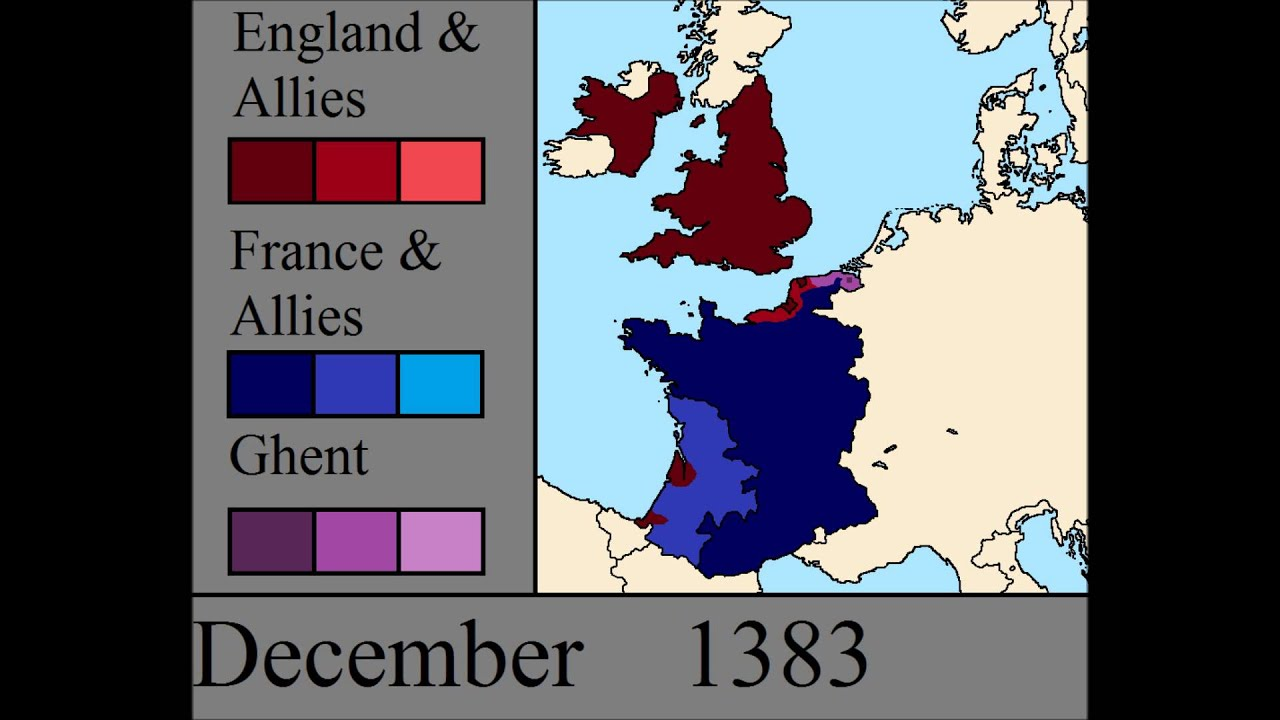 an analysis of the hundred years war Free essay: ss draft 5/28/10 despite already having captured land on french main land prior to the hundred years' war, england was unsuccessful in capturing.