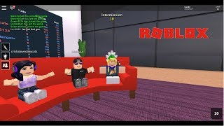 Roblox - Pick A Side - My New look - Iva383 and M64!